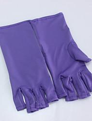 Недорогие -маникюрные инструменты УФ фототерапии перчатки броня перчатки есть 5 цветов на выбор