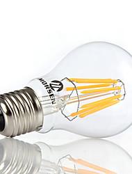 baratos -e26 / e27 levou globo lâmpadas a60 (a19) 4 cob 650-750lm branco quente branco frio 3000k / 6000k decorativo ac 220-240 ac 110-130v