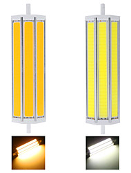 R7S LED Corn Lights T 3 COB 2500 lm Warm White Cold White 2800-3200/6000-6500 K Decorative AC 85-265 V 2pcs