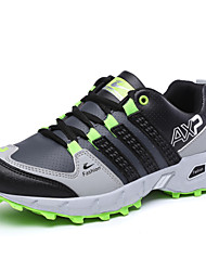 Running Shoes Plus Size 40-48 Men's  / Hiking shoes / Sport&Outdoor / Synthetic / Tulle Green / Red