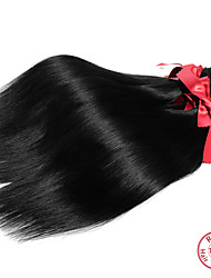 Malezijska kosa Ravan kroj Klasika Isprepliće ljudske kose 1 komad Visoka kvaliteta