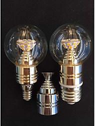 economico -2700-3500 lm E14 E26/E27 Luci LED a candela A50 25SMD leds SMD 2835 Decorativo Bianco caldo AC 110-130V AC 85-265V CA 220-240 V AC