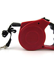 Leash Adjustable/Retractable Automatic Rubber Nylon