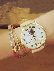cheap -Womens watches Sharpei Dog Fashion Watches Quartz watchesGifts Idea Cool Watches Unique Watches