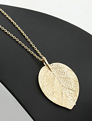 cheap -Men's Women's Alloy Pendant Necklace - Alloy Necklace For Daily Casual