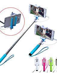 VORMOR®Extendable Handled Stick with A Built-in Remote Shutter Designed for Apple, Android Smartphones