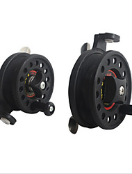 cheap -Ice Fishing Reels Fly Reel 1:1 Gear Ratio+2 Ball Bearings Right-handed Fly Fishing Ice Fishing - FX50