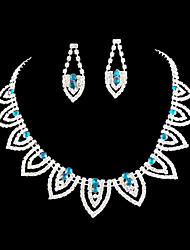 cheap -Women's Others Jewelry Set Earrings / Necklace - Regular White For Wedding / Party / Special Occasion