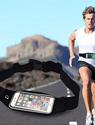 sport per jogging cintura caso vita correndo borsa per iphone 6 / 6s e altri telefoni sotto 4,7 pollici (colori assortiti)