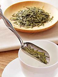 minimalista colher de chá colher colher de chá de aço inoxidável pá