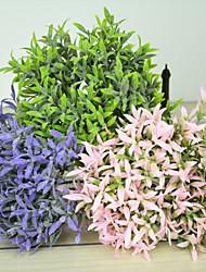Plastique Plantes Fleurs artificielles