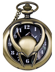cheap -Men's Quartz Pocket Watch Hot Sale Alloy Band Charm