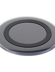 cheap -Universal Design Qi Standard A1 Wireless Charging Pad Mobile Wireless Power Charger for Galaxy S7 S7 edge S6 S6 edge