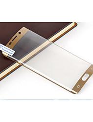 رخيصةأون -حامي الشاشة asling سامسونج غالاكسي ل s6 حافة بالإضافة إلى الجبهة حامي الشاشة المضادة للبصمة