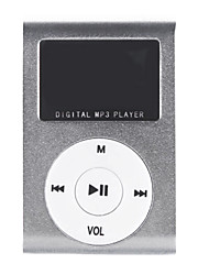 1,2-Zoll-OLED-tf Kartenleser MP3-Player mit Clip