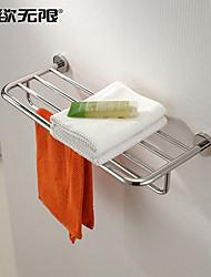 Mensola del bagno / Acciaio INOX Acciaio inossidabile /Contemporaneo