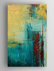 Oil Painting Abstract Painting Hand Painted with Stretched Framed Ready to Hang