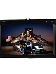 cheap -8 inch Analog TV 800 x 480 Volkswagen GPS Map car DVD player