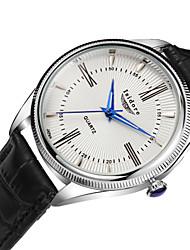 povoljno -Muškarci Kvarc Ručni satovi s mehanizmom za navijanje Vodootpornost Koža Grupa Šarm Crna Smeđa