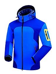Per uomo Per donna Giacca da sci Ompermeabile Tenere al caldo Asciugatura rapida Antivento Zip anteriore Traspirante Cappuccio rimovibile