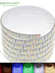 cheap -5M 75W 300x5050SMD LED RGB/White/Green/Blue/Yellow/Red/Cold White/Warm White DC12V IP68 Waterproof LED Light Strip