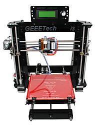 baratos -geeetech acrílico Mendel i3 suporte para impressora abs / pla / pla livre bico 3d 1,75 milímetros 0,3 milímetros filamento flexível pla /