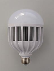 Недорогие -LERHOME 36 Вт 3600 lm E26/E27 Круглые LED лампы G125 72 светодиоды SMD 5730 Декоративная Холодный белый 220-240V