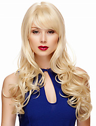 cheap -Noble Exquisite Silky Wavy Virgin Remy Human Hair  Hand Tied -Top Woman's Wig