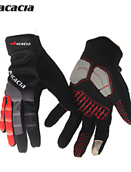 cheap -acacia Sports Gloves Bike Gloves / Cycling Gloves Touch Gloves Keep Warm Fleece Lining Ultraviolet Resistant Wearable Wearproof