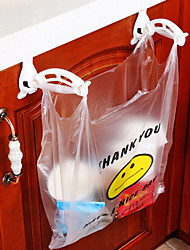 cheap -Storage Cabinets Plastic Garbage Bags Hook