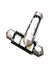 Недорогие -39mm / Фестон Для кроссовера / Для автоматического транспортера / Для внедорожника Лампы 1.5 W SMD 5050 90 lm 3 Фары дневного света / Подсветка приборной доски / Подсветка для чтения Назначение
