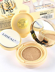 cheap -New Makeup Concealer Convenient Moisturized Whitening Cushion BB Cream 13g*2 1Pc (1 Backup)