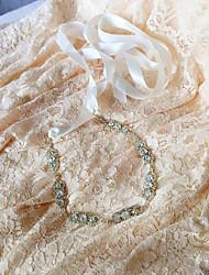economico -Matrimonio Party/serata Da giorno Fusciacca With Con diamantini Perline