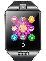 abordables -Kimlink® q18 smart watch téléphone caméra bluetooth ss sd carte smartwatch pour android