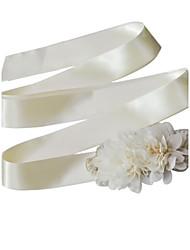 Festa de casamento de cetim / festas de casamento diária com estilo elegante floral