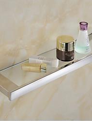 Portasapone da doccia Gadget per il bagno / Lucidatura a specchio Acciaio inossidabile /Contemporaneo