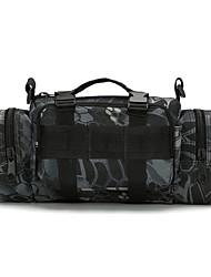 cheap -High Quality Outdoor 600D Nylon 6L Waist Bag Shoulder Bag