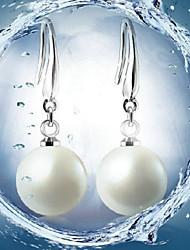 Žene Viseće naušnice Moda Biseri Legura Jewelry Dnevno Nakit odjeće