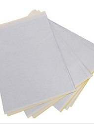 cheap -BaseKey 50 Sheets x Tattoo Thermal Carbon Stencil Transfer Paper Tracing Kit A4