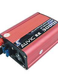 auvic 300w 24v di inverter di potenza inverter auto 220v