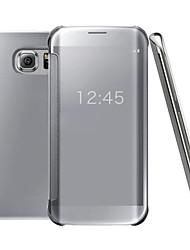 billiga -SHI CHENG DA fodral Till Samsung Galaxy Samsung Galaxy S7 Edge Plätering Fodral Enfärgad PC för S7 Active / S7 plus / S7 edge plus