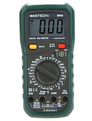 Недорогие -mastech - MY64 - Мультиметры - Цифровой дисплей -