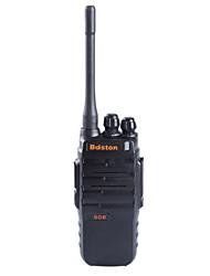 baratos -baiston BST-508 profissional super-poder à prova d'água à prova de choque 6w walkie talkie - preto
