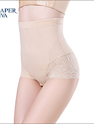 cheap -Shaperdiva Women's  Lace Butt Lift Shapewear High Waist Body Shaper Control Panties