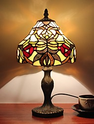 cheap -Multi-shade Tiffany / Rustic / Lodge / Novelty Desk Lamp Resin Wall Light 110-120V / 220-240V 25W