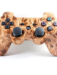 Joystick wireless bluetooth dualshock3 sixaxis controller di ricarica gamepad per ps3