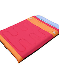 Sleeping Bag Double Wide Bag Double -5 Hollow CottonX150 Indoor Keep Warm Oversized CAMEL