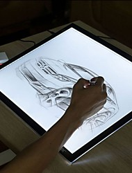 cheap -A2 Ultra Thin LED Tracing Pad Tattoo Light Box Stencil Board Lightbox
