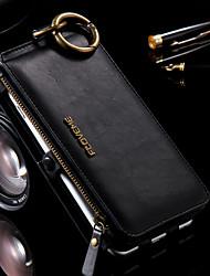 floveme®multi-funzionale borsa in pelle per iPhone 6 più / 6S più