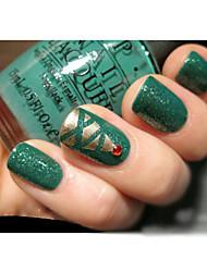2pçs unhas guia de rolos de fita arte pregos decoração borda pontas adesivos DIY manicure ferramentas de banda (0,5 centímetros * 17m)
